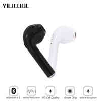 Bluetooth Headset in-ear Handsfree Wireless bluetooth earphone stereo 4.1 EDR earphone with microphone for Xiaomi iPhone Samsung