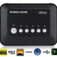1080P HDMI Hard Disk Player Android TV (Black)