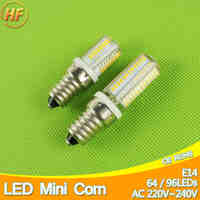 New Mini E14 LED Bulb Light 9W 7W Led Bulb 3W 5W 220V Led Lamp E14 Cool Warm White Lampara LED Candle Spotlight Lampada LED