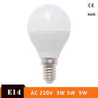 High Brightnes E14 LED Bulb Light 5W 3W 9W Lampada LED Bombillas SMD2835 LED Spotlight bulb for home Energy Saving lamp led lamp