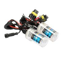 2pcs 55W H1 6000K Xenon HID Head Light Bulb Car Xenon Replacement Bulb