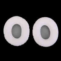 Ear Pads Cushion for Monster Beats SOLO / SOLO HD Headphone White